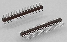 PCBコネクタ1.27mm