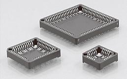 表面実装用 実装用PLCCソケット